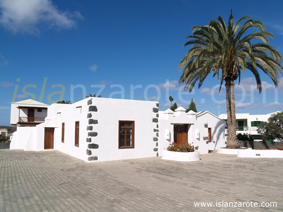 Architecture lanzarote for Architecture andalouse