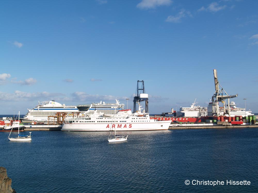 Formalités d'entrée à Lanzarote