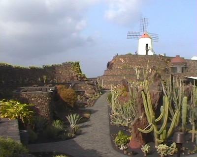 Lanzarote Jardn de Cactus